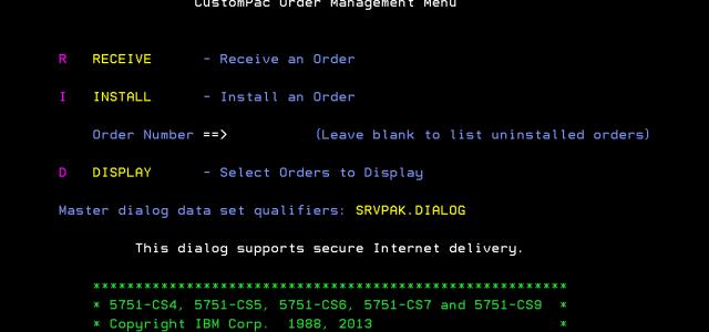 Siguiendo con el punto anterior, en el que se explicó que es un ServerPack, ahora toca instalar la herramienta que utilizaremos para implantar todo. Instalación del DIALOG Instalar el DIALOG […]