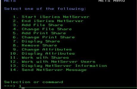 Que es NetServer para AS/400? NetServer AS/400 es la capa servidora de datos y ficheros del AS/400 o iSeries. Generalmente gestiona las carpetas compartidas, permisos y servicios que el sistema […]